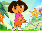 Thumbnail for Dora The Explorer Star Mountain Mini Golf