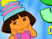 Thumbnail for Dora The Explorer Super Silly Dress Up