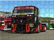 Racing Truck Puzzle thumbnail