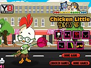 Chicken Little Dressup thumbnail