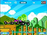 Thumbnail of Mario Tractor Multiplayer