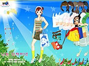 Thumbnail of Sunshine Dress Up