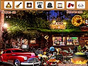Thumbnail of Vintage House Hidden Objects