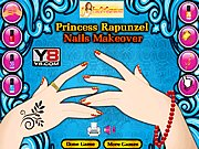 Thumbnail of Princess Rapunzel Nails Makeover