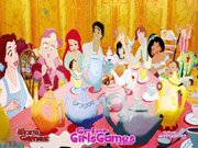 Thumbnail of Disney Princess Dinner Time Hidden Letters