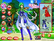 Thumbnail of Princess of Power Dressup
