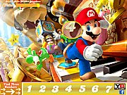 Thumbnail of Mario Bros Hidden Numbers