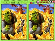 Thumbnail of Shrek Spot The Difference