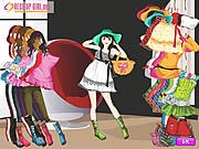 Thumbnail of Going out Dress Up