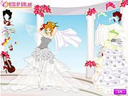 Thumbnail of My Wedding Day Dressup