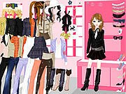 Thumbnail of Chique Fashion Dressup2