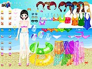 Thumbnail of Sea Swimming Dressup