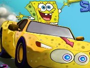 Thumbnail of Spongebob Speed Car Racing