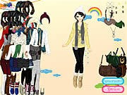 Thumbnail of After the Rain Dressup