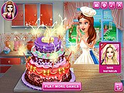 Ella's Wedding Cake thumbnail
