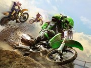 Thumbnail of New Motocross Dirt Challenge