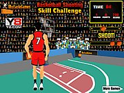 Thumbnail of Basketball Shooting Skill Challenge