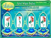 Thumbnail of Ariel Water Ballet