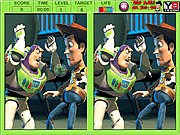 Thumbnail of Toy Story Spot The Differences