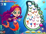 Cute Mermaid Princess thumbnail