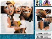 Thumbnail of The Croods - Jigsaw Puzzle