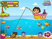 Thumbnail of Dora Fishing 1
