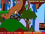 Thumbnail of Ben 10 ATV Jungle Rush