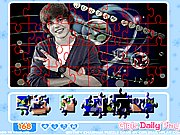 Thumbnail of Bieber Cool Stills Puzzle