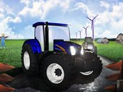 Thumbnail of Tractor Farm Racing