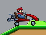Thumbnail of Mario Kart Racing