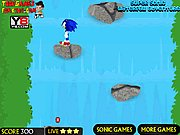 Thumbnail of Super Sonic Waterfall Adventure