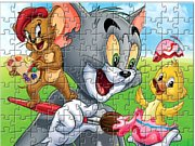 Tom and Jerry - Jigsaw thumbnail