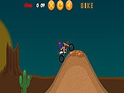 Thumbnail of Desert Bike Challenge