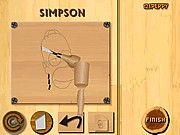 Wood Carving Simpson thumbnail