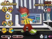 Thumbnail of Johnny Test Dressup