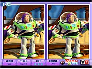 Thumbnail of 10 Differences - Toy Story
