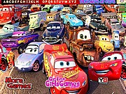 Thumbnail of Wonder Cars Hidden Alphabet