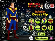 Thumbnail of Superman Dressup Game