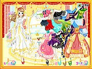 Thumbnail of Cinderella Ballroom Dress up