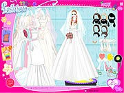 Thumbnail of Fashion Bride Dressup