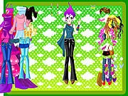 Thumbnail of Extreme Fashion Dressup