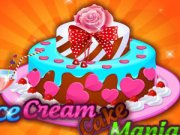 Thumbnail of Ice Cream Cake Mania