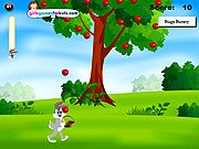 Thumbnail of Bugs Bunny Apples Catching