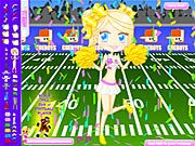 Football Cheerleader thumbnail