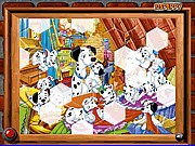 Sort My Tiles 101 Dalmatians thumbnail