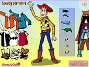 Thumbnail of Woody Dress Up