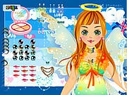 Thumbnail of Holiday Fairy Dress up