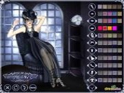 Thumbnail of Ms. Dracula - Vampire Dress Up