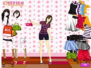 Summer Shopper Dressup thumbnail