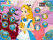 Thumbnail of Alice In Wonderland Makeover